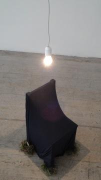 Liten stolskugga/ Small chair shadow