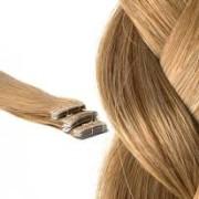 Urtagning+omsättning av tape hair