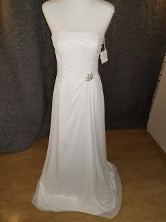 Enkel klänning stl 36