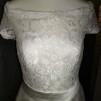 Bohemisk klänning stl 42