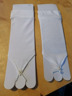 Brud handskar