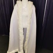 Vinter cape