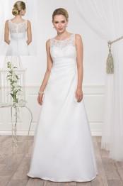 Brudklänning Hanna stl xs