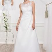 Brudklänning Hanna stl s