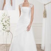 Brudklänning Julia stl xs/s