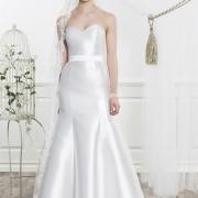 Brudklänning Tyra stl xs/s