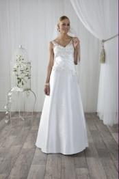 Brudklänning Carina stl s