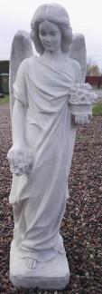 Stor Ängel - Stor Ängel ljusgrå