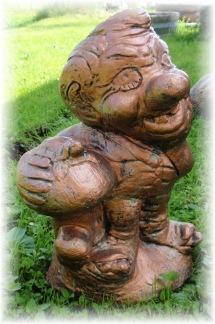 Trollfar - Trollfar kopparfärgad