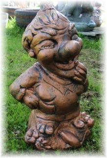 Trollmor - Trollmor kopparfärgad
