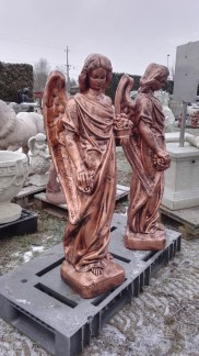 Stor Ängel - Stor Ängel kopparfärgad