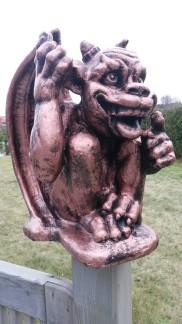 Gargoyle - Gargoyle Kopparfärgad