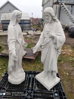 Jesus + Maria -
