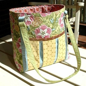 Ambrosia Quilt Bag