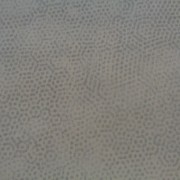 Bomullstyg ljusgrå prick (Dimples)