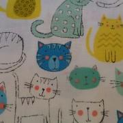 Bomullstyg katter (Kitty Cats)