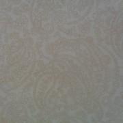 Bomullstyg beige paisleymönster (Apple Cider)