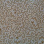 Bomullstyg beige (Flint)