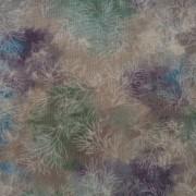 Bomullstyg grå-lila (Fusions Mist)