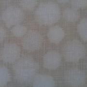 Bomullstyg beige fläckar (Quilter's Linen Dots)