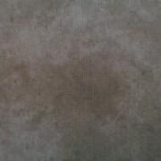 Bomullstyg brunt melerat (Suede)