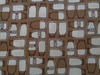 Bomullstyg mjölkflaskor (Farm Fun)