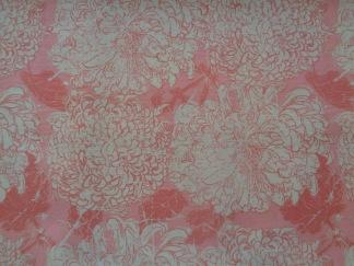 Bomullstyg laxfärg (Bloomers)