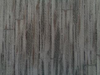 Bomullstyg mörkgrått trämönster (Homegrown)
