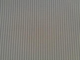 Bomullstyg grå rand (Dots & Stripes)