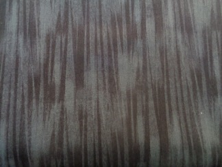 Bomullstyg svart mönster (Chalk Effects)