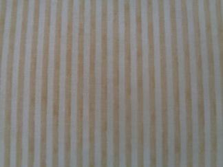 Bomullstyg beige rand (Woodland Christmas)