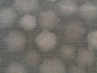 Bomullstyg grå fläckar (Quilter's Linen Dots)