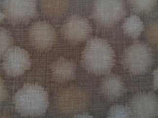 Bomullstyg brunt (Quilter's Linen Dots)