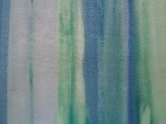 Bomullstyg blått (Watercolor Impressions)