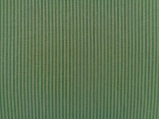 Bomullstyg grön rand (Dots & Stripes)