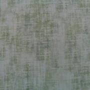 Bomullstyg grönmelerat (Studio)