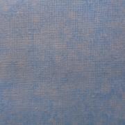 Bomullstyg ljusblått melerat (Fusions Meadow)