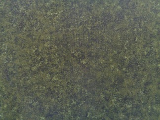 Bomullstyg grönmelerat (Fusions Meadow)