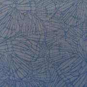 Bomullstyg blå fjäril (Butterfly Forest)