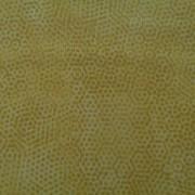Bomullstyg gul prick (Dimples)