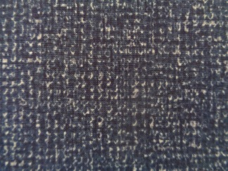 Bomullstyg indigoblått (Burlap)