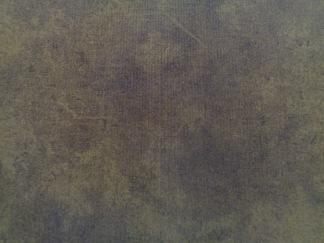 Bomullstyg mörkgrönt melerat (Suede)