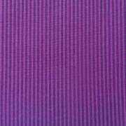 Bomullstyg lila rand (Dots & Stripes)