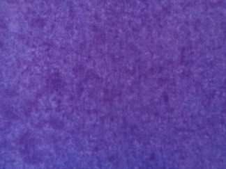 Bomullstyg lila melerat (Dapple)