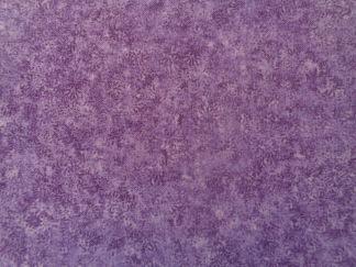 Bomullstyg lila melerat (Fusions Meadow)