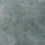 Bomullstyg turkos melerat (Suede)