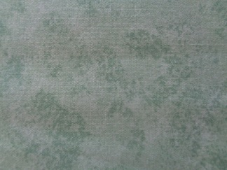 Bomullstyg turkos melerat (Spraytime)