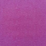 Bomullstyg rosa cirklar (Bear Essentials)