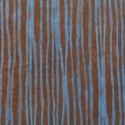 Bomullstyg blå rand (Alphabet)