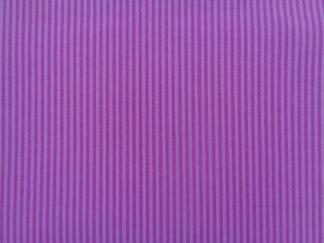 Bomullstyg rosa rand (Dots & Stripes)